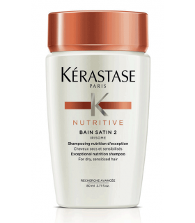 Nutritive BAIN SATIN 2 IRISOME 80 ml